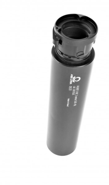 Schalldämpfer Ase Utra AU 687- I - BC SL8i - BL Kal .300 BLK (Borelock-Aufnahme) Black Cerakote