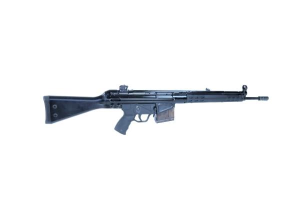 Selbstladebüchse MKE T 41 in Kaliber .308 Win (7,62×51 NATO)