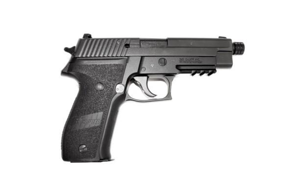Sig Sauer P 226 MK 25 in Kaliber 9mm mit Gewindelauf (threaded barrel)