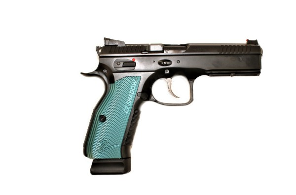 CZ 75 Shadow II im Kaliber 9 mm Luger