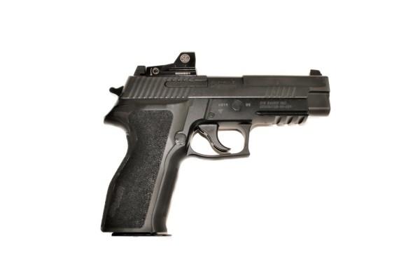 Sig Sauer Pistole P 226 Nitron RX FS 9 mm mit Romeo 1 Reflexvisier Red Dot