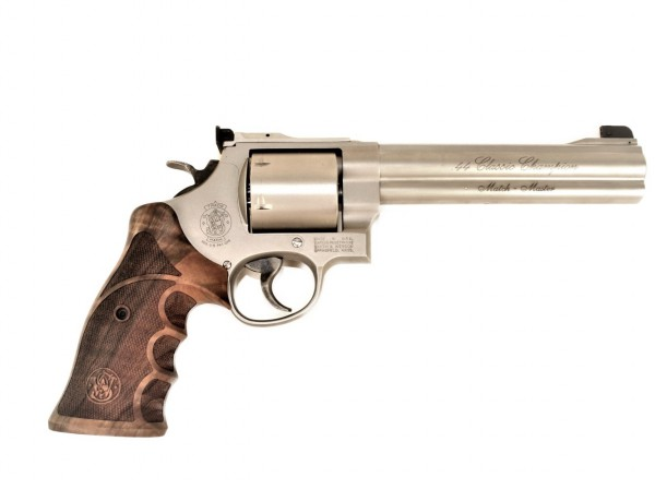"Smith & Wesson 629 Match Master 6 1/2 "" Kal. 44 Mag."