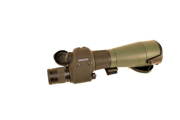 Swarovski Spektiv STR 80 im Paket mit STR 25 Weitwinkel Zoomokular 25 - 50 x W