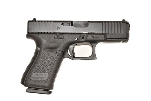 Glock 19 Generation 5 in Kaliber 9 mm Luger