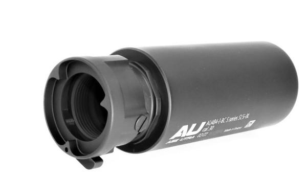 Schalldämpfer Ase Utra AU 484 - I - BC SL5i - BL Kal .30 / 7,62 (Borelock-Aufnahme) Black Cerakote