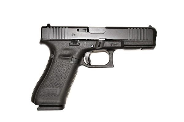 Glock 17 Generation 5 in Kaliber 9 mm Luger