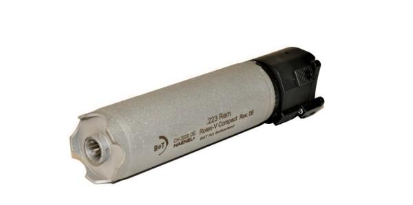 Schalldämpfer B&T Rotex - V Compact Kaliber .223 Rem