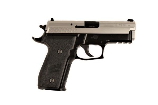 Sig Sauer P 229 AL SO BT SA/DA,Two Tone im Kaliber 9 mm