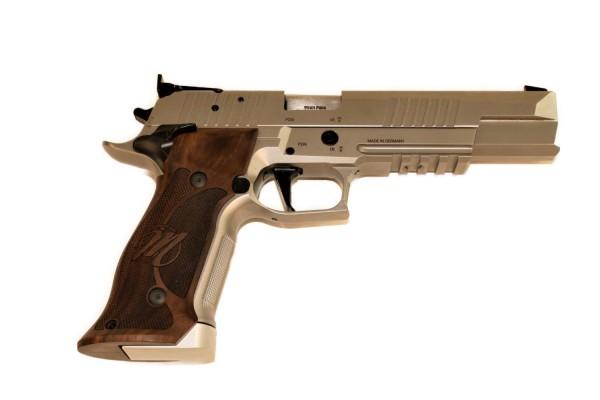 Sig Sauer Pistole P 226 X-Six 6 Zoll PPC SAO verstellbar Kal 9 mm