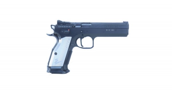 CZ 75 TS 2 Entry Model 9mm Luger