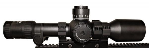 Zielfernrohr Hensoldt 3,5 - 26 x 56 schwarz für Longrange und Jagd