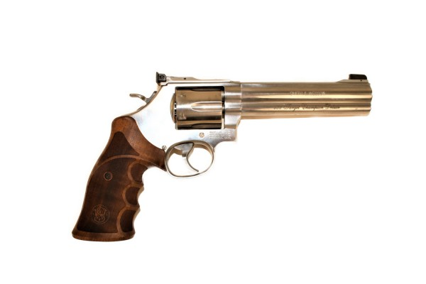 Smith & Wesson Model 686 Target Champion Deluxe .357 Mag