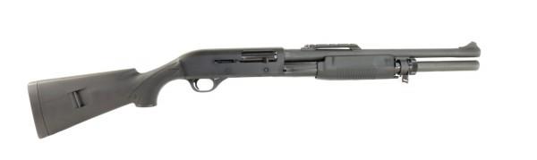 Benelli M3 Super 90 Slug Scope (Selbstladeflinte und Pumpe in einem) im Kaliber 12/76, LL 47 cm