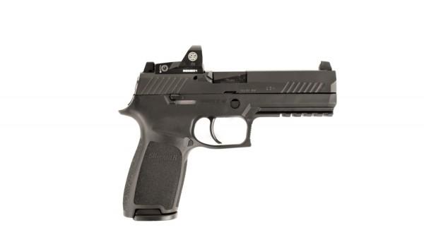 Sig Sauer Pistole P 320 Fullsize RX mit Romeo Visierung in Kaliber 9 mm