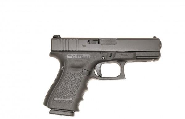 Glock 19 Generation 4 in Kaliber 9 mm Luger